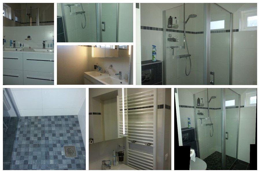 Badkamer renovatie in Velserbroek