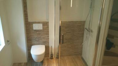 Badkamer verbouwing Almere. Klussenier Robert Hollenberg