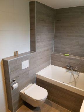 Almere badkamer verbouwing
