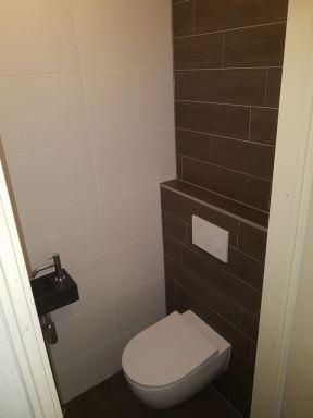 Almere toilet renovatie
