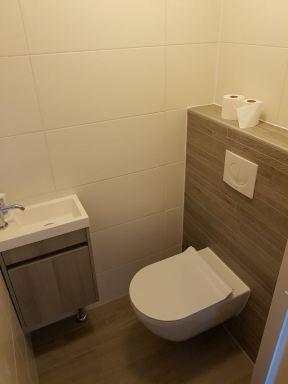 Almere toilet verbouwen
