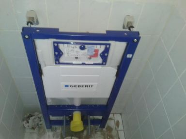 Toiletverbouwing Almere