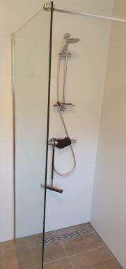 Badkamer verbouwen Almere Buiten douche