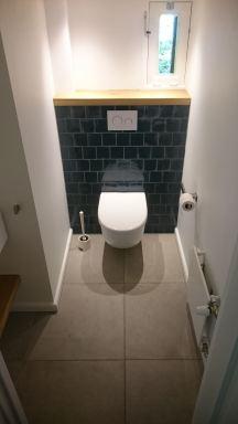 Toiletrenovatie te Oosterhout