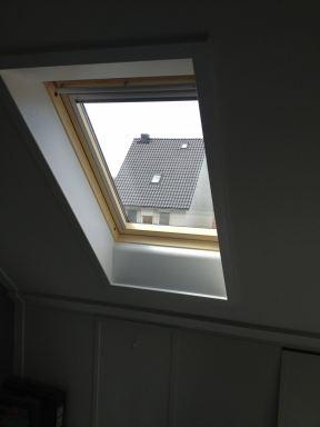 VELUX dakvenster Roosendaal met interieurafwerking
