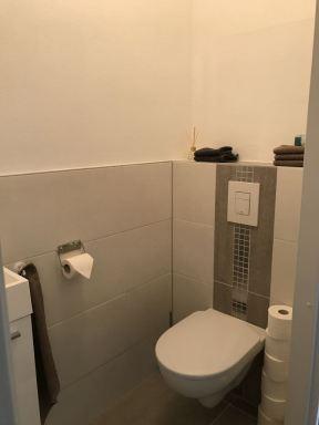 Toilet in Hoogvliet
