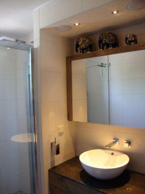 badkamer met sunshower Hoofddorp