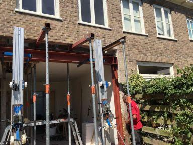 uitbouw Haarlem