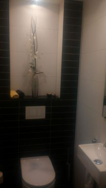 Toilet verbouwing klusbedrijf Wijchen uw vakman De Klussenier