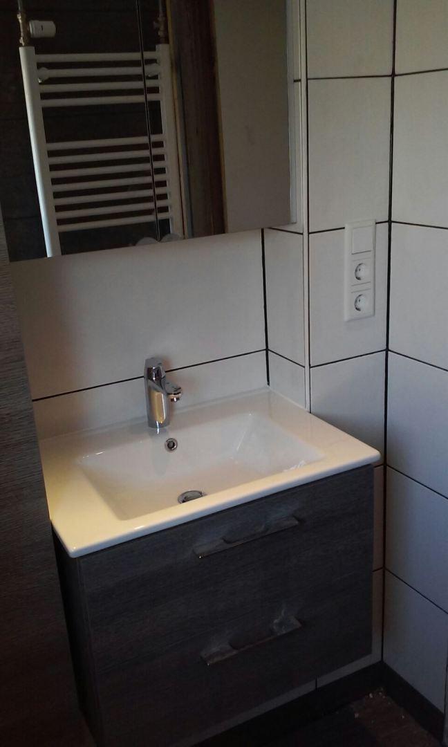 Zelf Badkamer Verbouwen. Een Badkamer Zonder Bad Kan Veel Doen Met ...