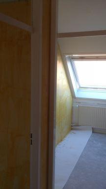 Verbouwing slaapkamers Hellevoetsluis