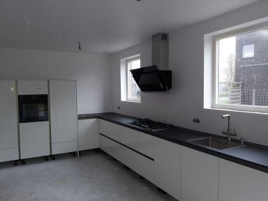 Nieuwe keuken geplaatst in Assen