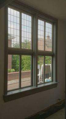 Renovatie, isoleren, stucen en timmerwerk te Almkerk
