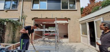 Woningverbouwing Loosdrecht