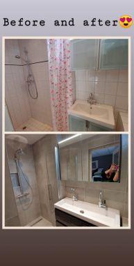 Badkamer verbouwing Rotterdam