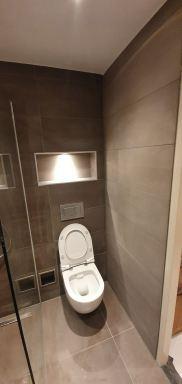 Toilet renovatie Barendrecht
