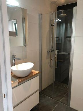 Badkamer renovatie in Barendrecht