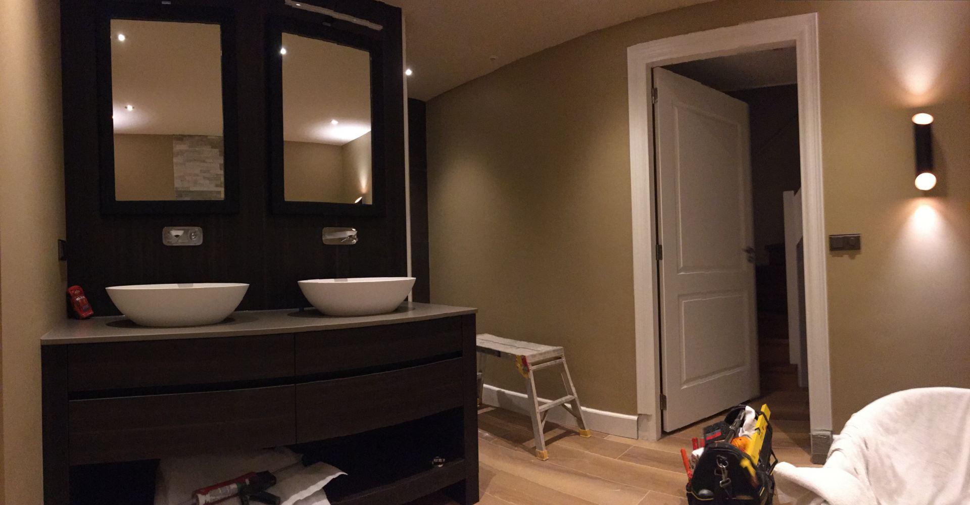 Bouwplaat Voor Badkamer : Qboard badkamer replies retweets like badkamer stucen qboard