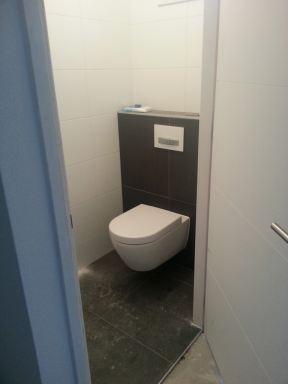 Toilet installeren Veendam