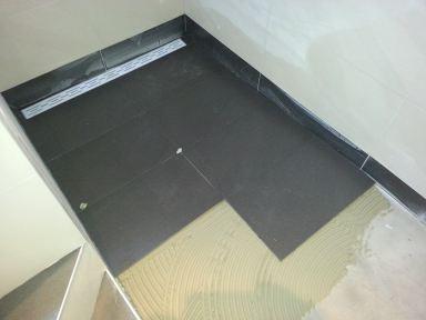 Badkamer en wc renovatie zorgboerderij Winschoten