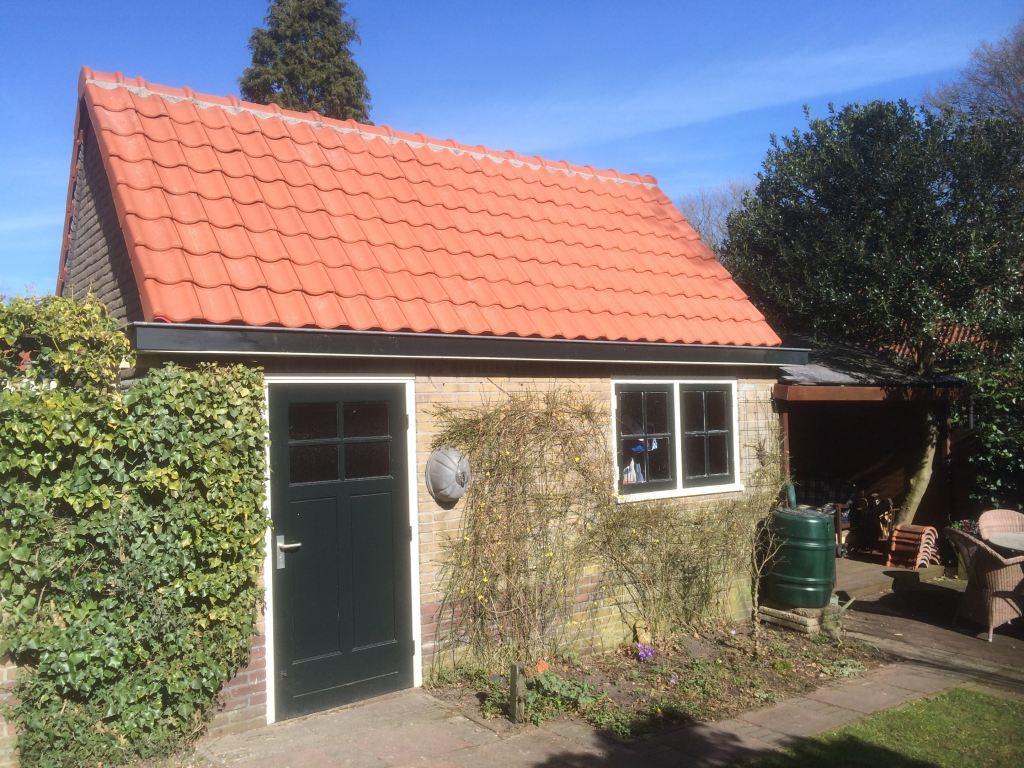 Na dakpannen nieuw