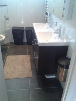 Badkamer verbouwing Oud-Beijerland