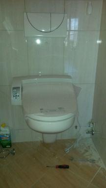 Toilet installeren Elburg