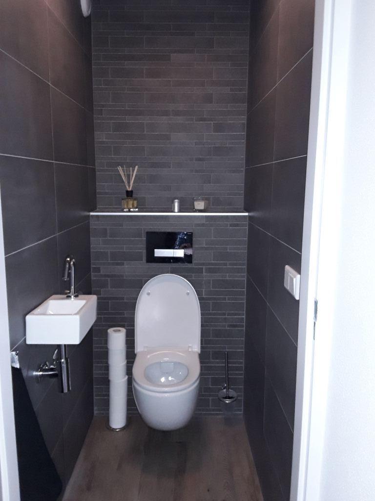 renovatie toilet grave