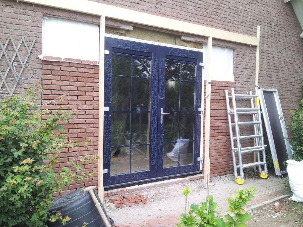 Openslaande deuren Klaaswaal