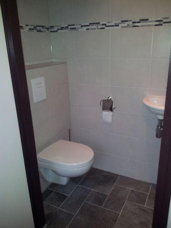 toilet in Strijen