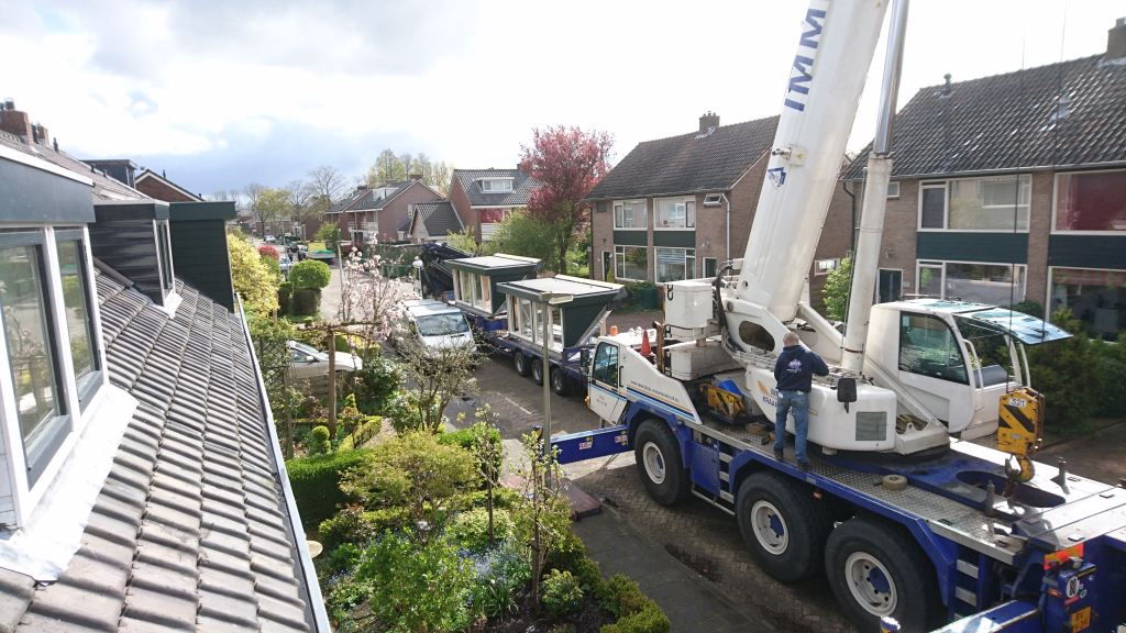 Dakkapellen plaatsen Zevenhuizen