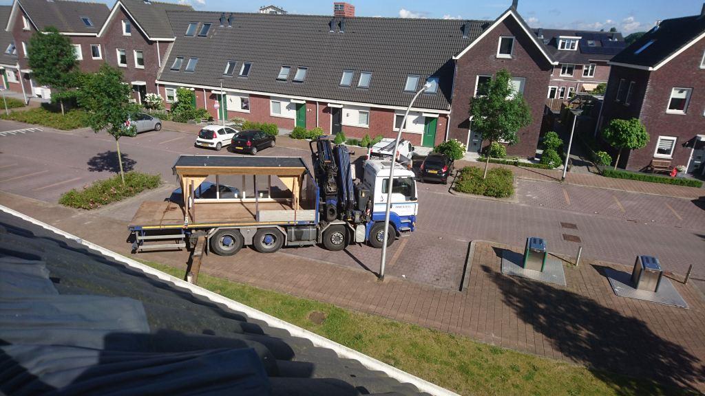 Dakkapel plaatsen Hendrik Ido Ambacht