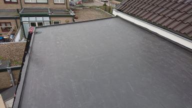 Dakopbouw dakje Zoetermeer