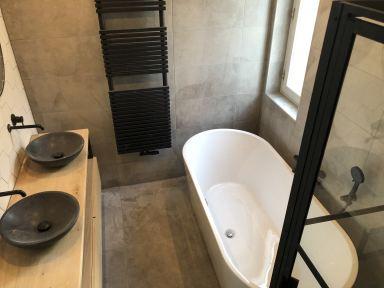 Badkamer Spijkenisse maaswijk