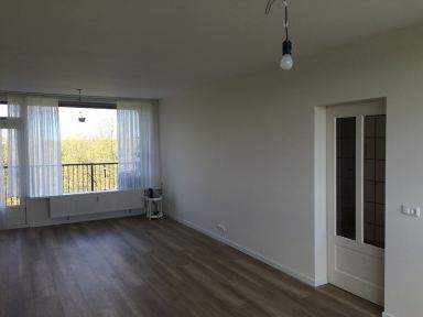 renovatie woonkamer appartement tilburg