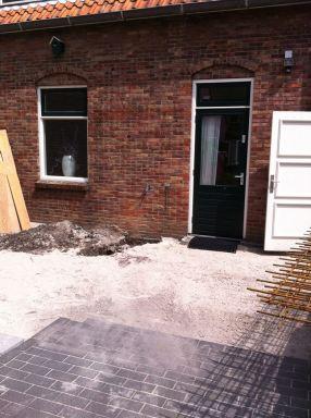 Aanbouw woning Prinsenbeek