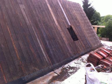 Renovatie dak Breda