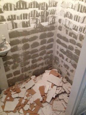 Renovatie toilet ruimte te Kampen