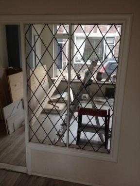 Verbouwing woonkamer Zwolle