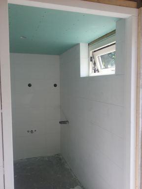 Badkamer en toilet verbouwing te Goirle