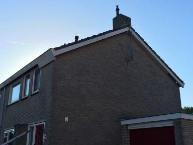 Vernieuwing boeiboord en dakgoot