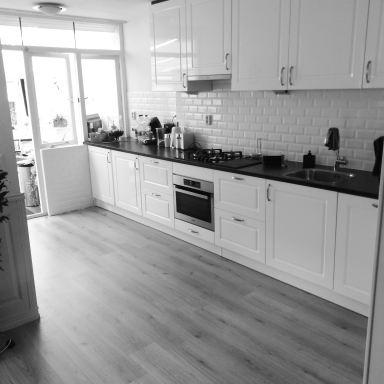 Keuken verbouwing Hardinxveld