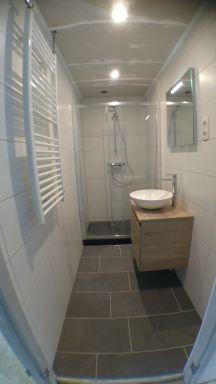 Badkamer verbouwing Sliedrecht