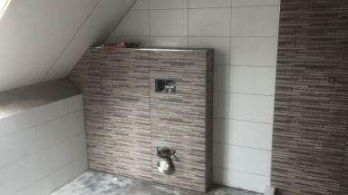 Betegelen badkamer toilet Emmen