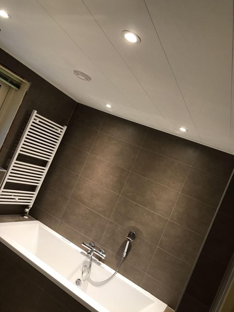 Badkamer renovatie Emmen