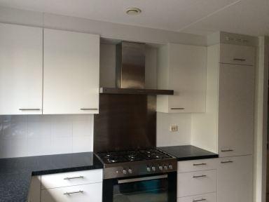 Keuken afgewerkt in Almere