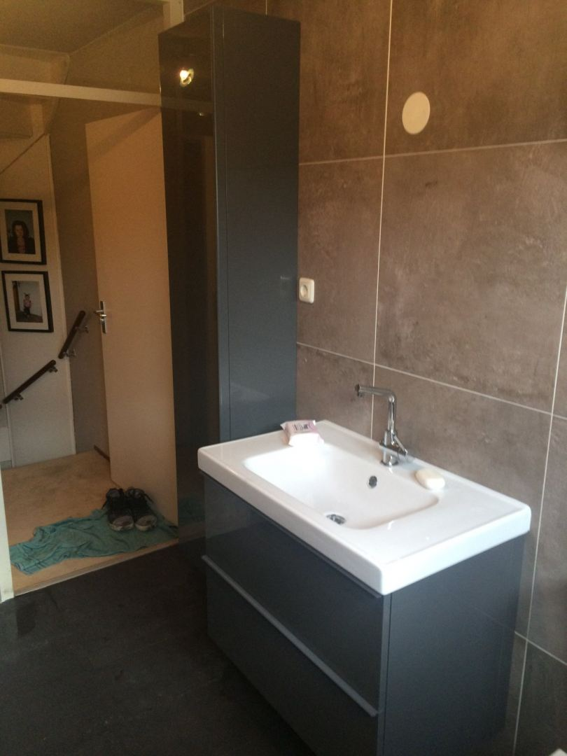 Badkamer Renovatie Almere De Klussenier Andre Tukker