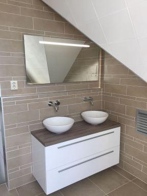 Badkamer Almere nieuwbouwwonng