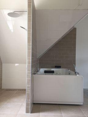 Badkamer Almere nieuwbouwwoning