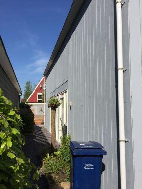 Schilderen gevels en kozijnen in Almere